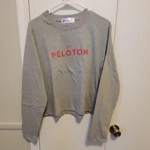 Peloton NWT sweat shirt